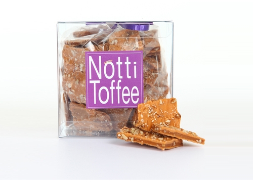 Notti Toffee Butterscotch Pecan 1LB Box