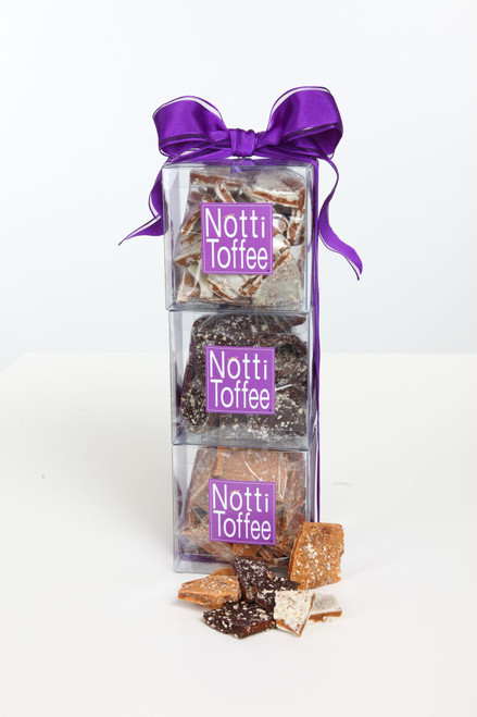 Notti Toffee 3 Pound Tower Nut-Free