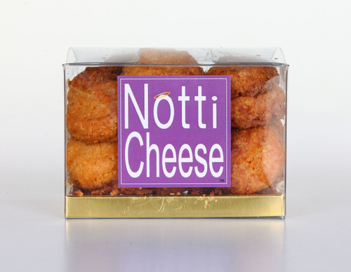 Notti Cheese Wafers 1/2 Pound Box
