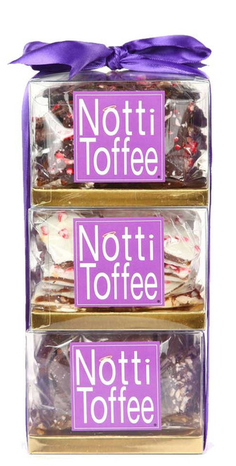 Notti Toffee 1.5 Pound Triple Tower