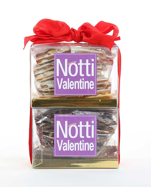 Notti Toffee Valentine 1 Pound Tower