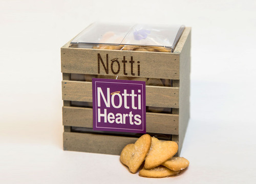 Notti Valentine 1 Pound Gift Crate