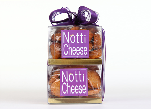 Notti Toffee 1lb Double Tower