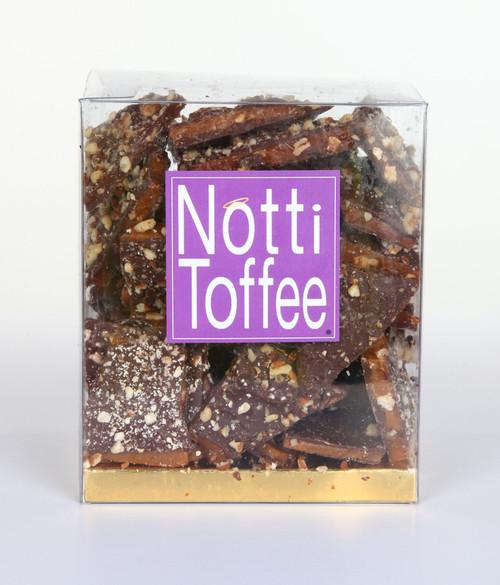 Notti Toffee Dark Chocolate Pretzel 1 Pound Box
