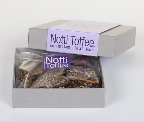 Notti Toffee 1 Pound Box