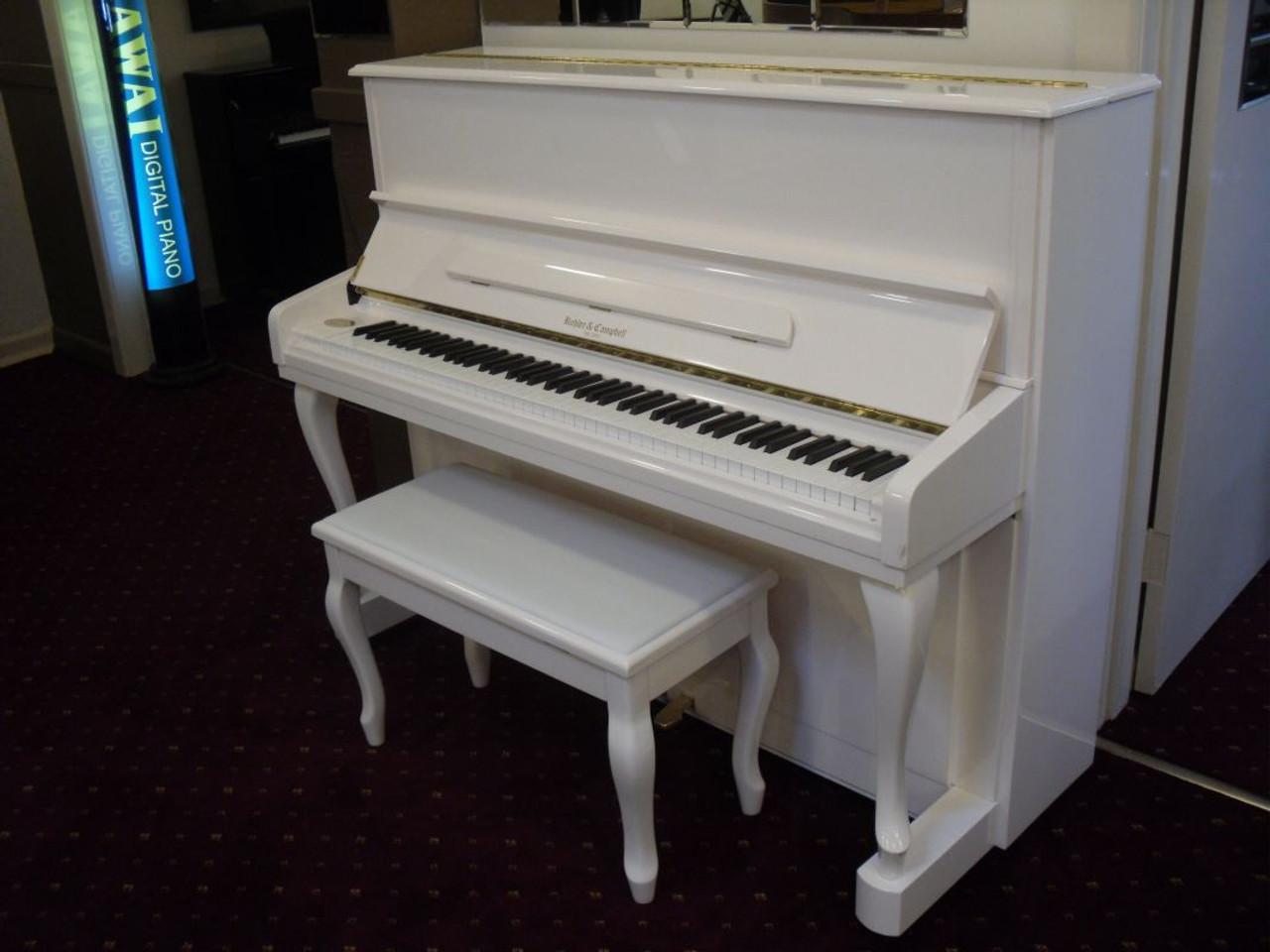 Kohler & Campbell KC121FD Upright Piano
