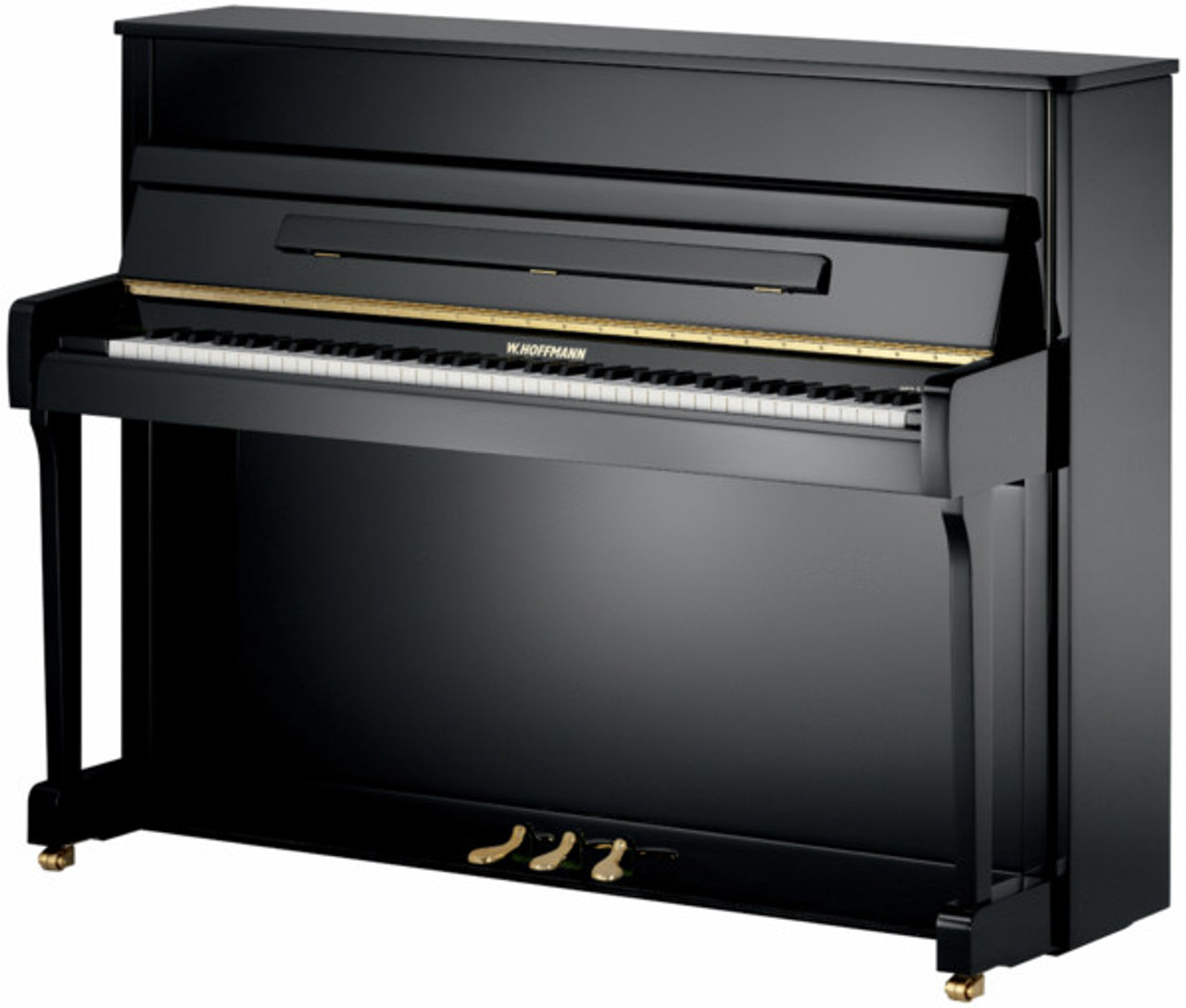 W.Hoffmann Vision V112 Piano, Also available in Mahogany, see the video!