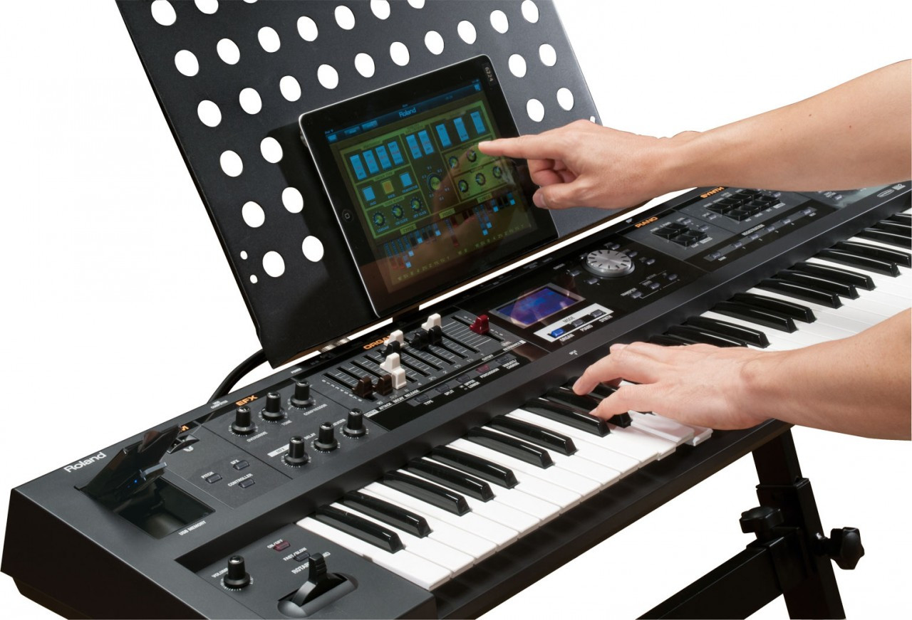 Roland Combo VR-09
