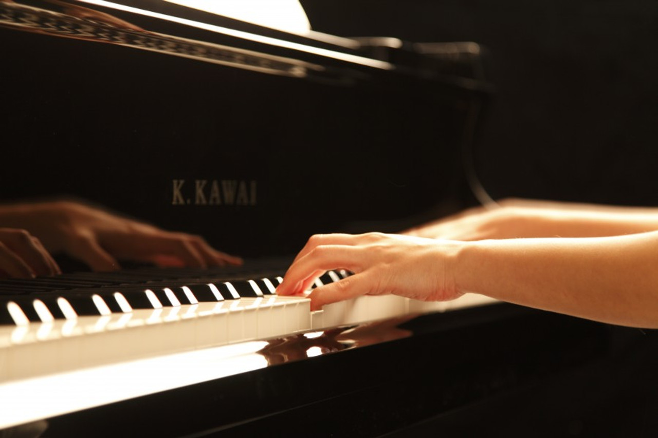 The finest touch on Kawai GX3