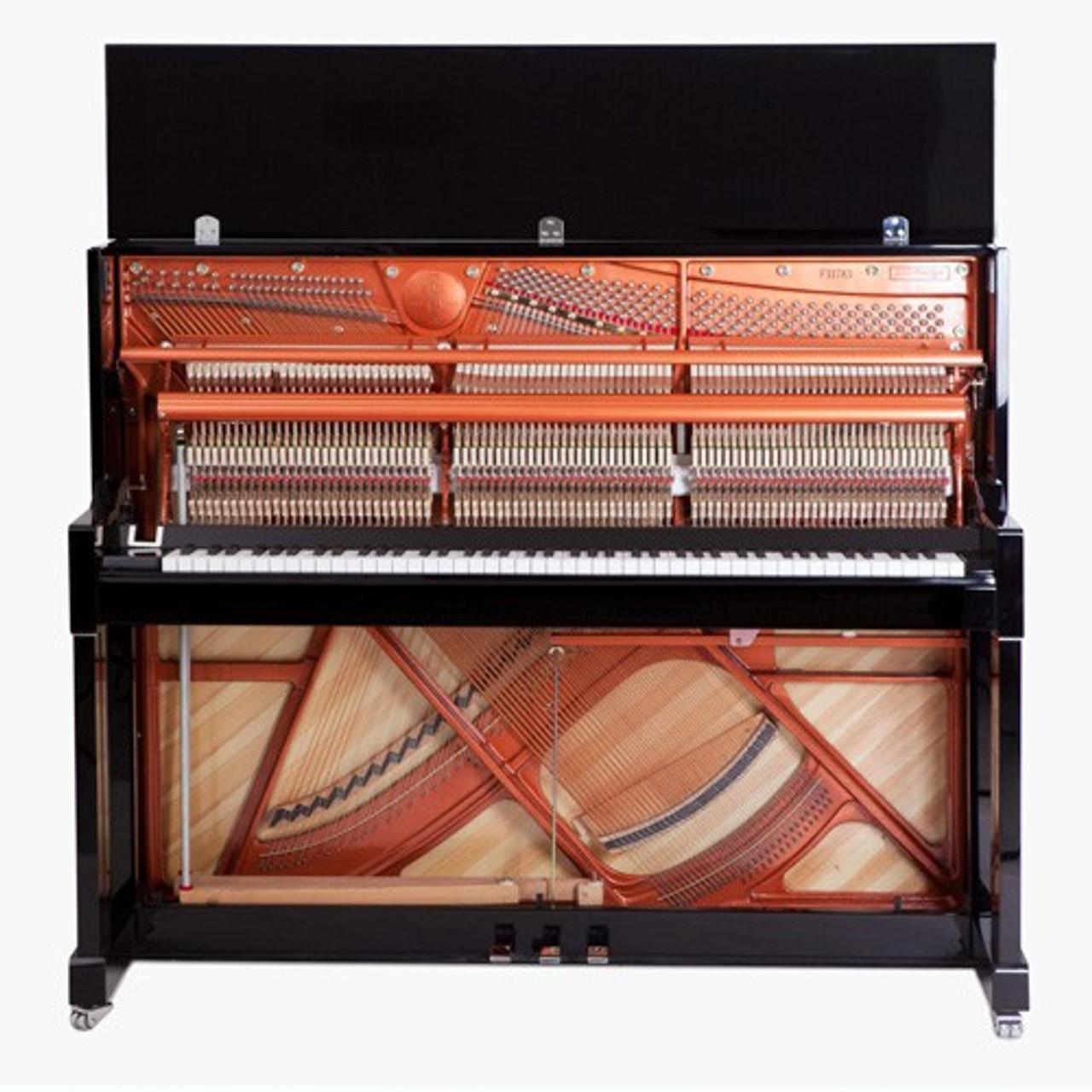 Feurich 125 Design Internal