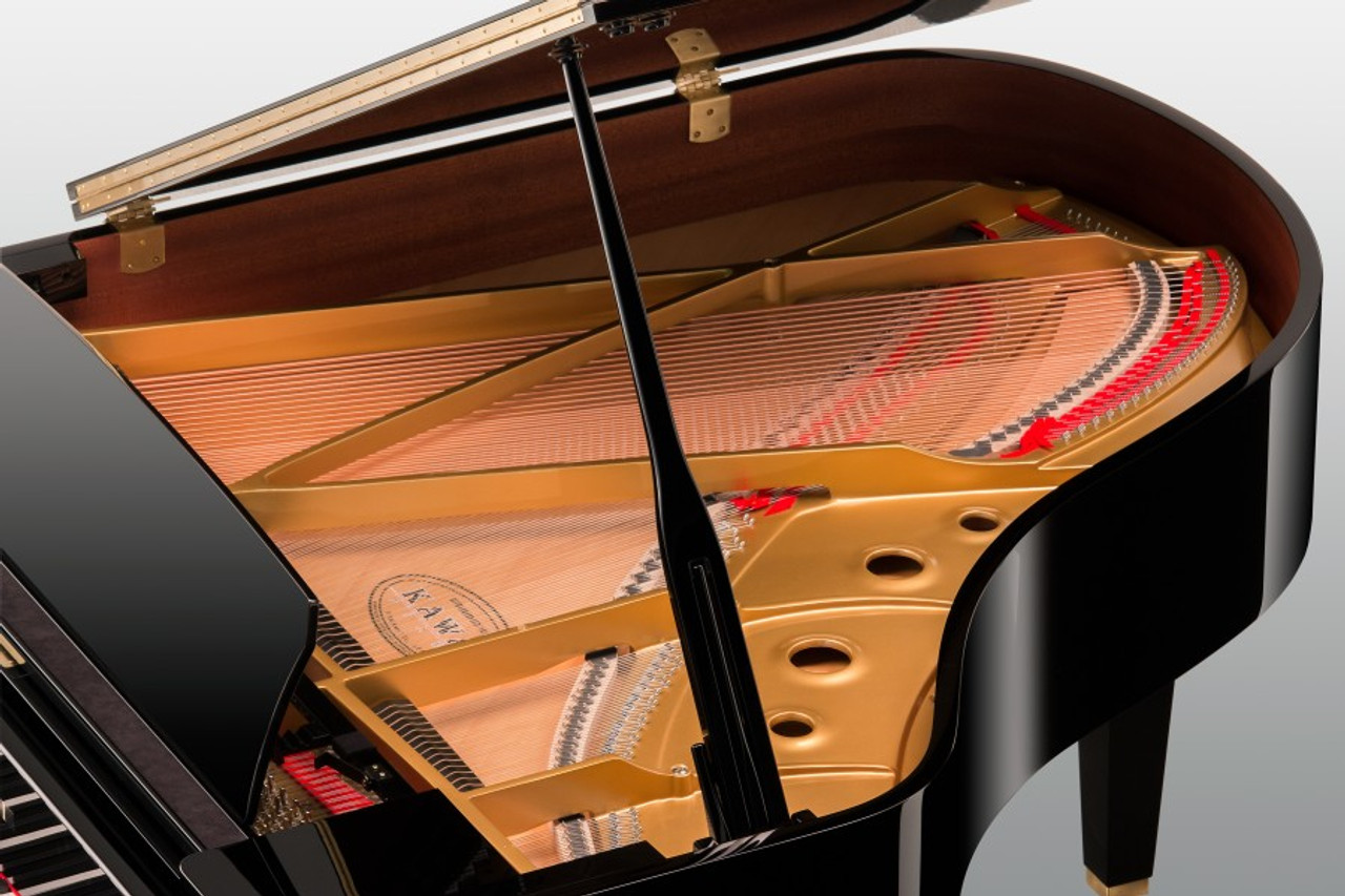 Quality Interior of Kawai GL30 Grand Piano