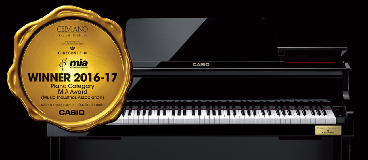 Multi award winning piano, in collaberation with C.Bechstein.
