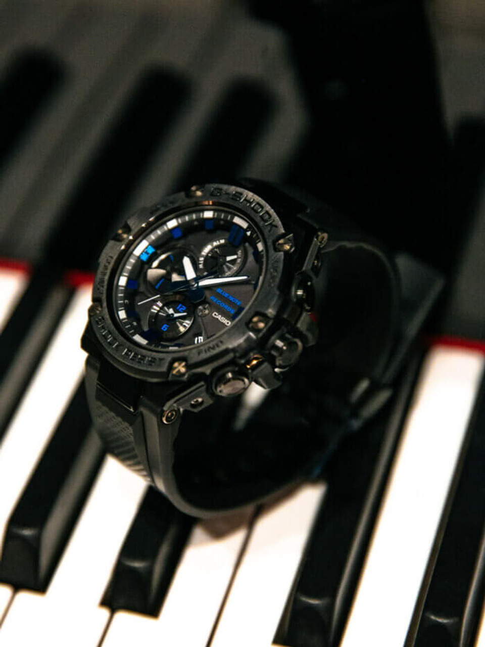 GSTB100BNR-1A Casio Watch , included free for a very limited time only