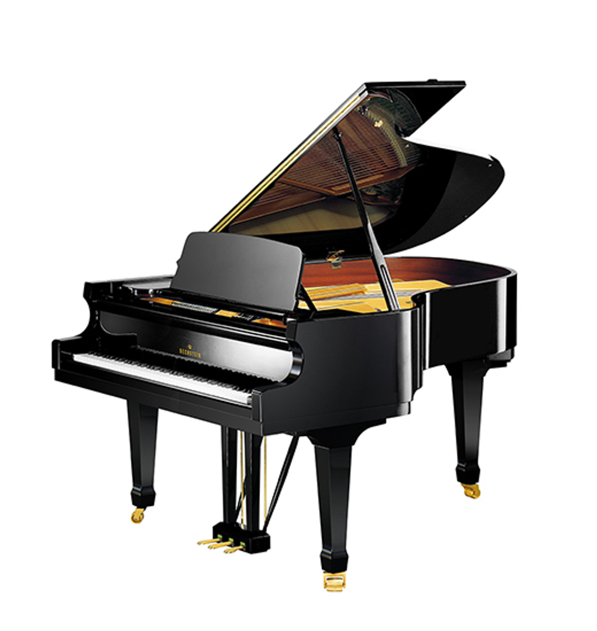 Bechstein B190-Ebony Polished