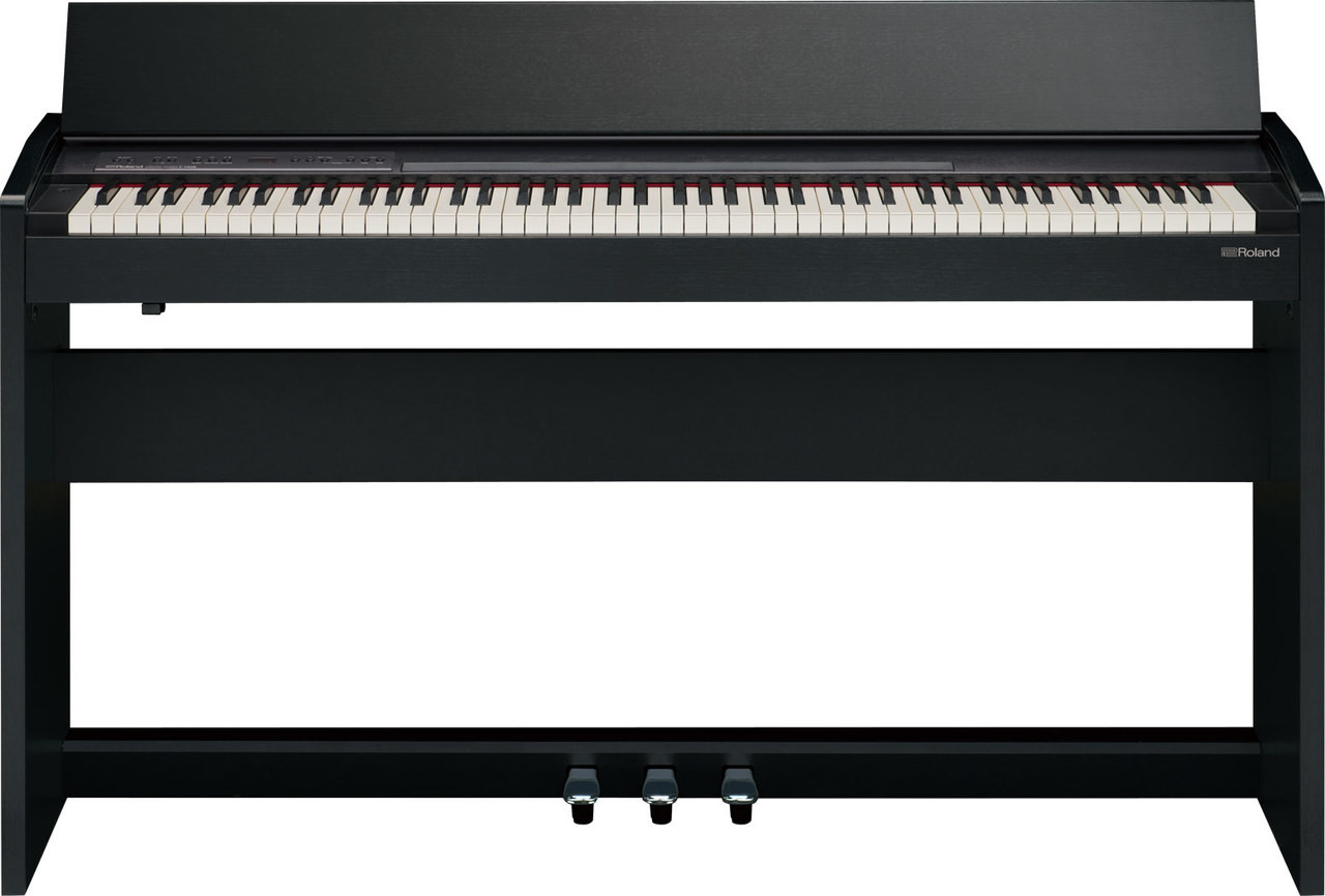 Roland F140R CB Black Digital Piano