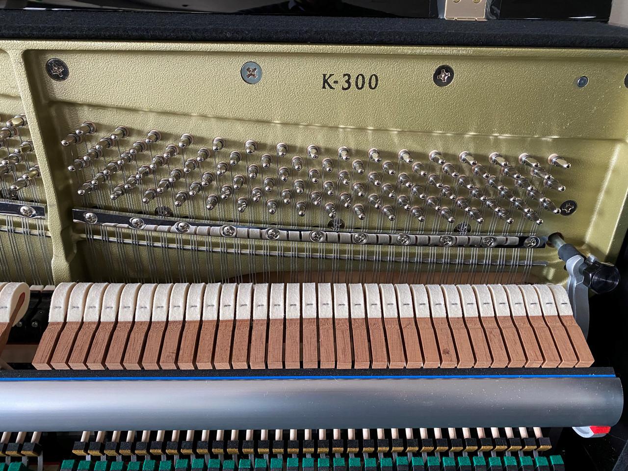 Genuine Kawai K300 Production