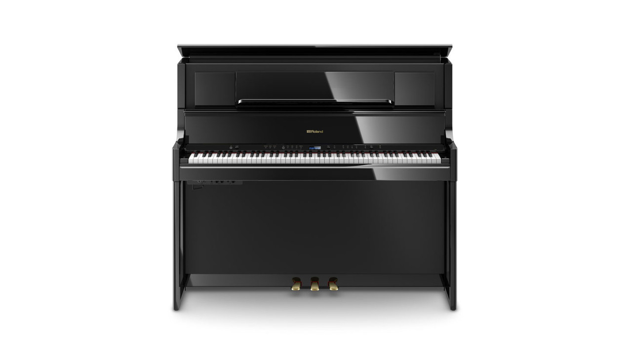 Roland LX708 Ebony Polished Piano