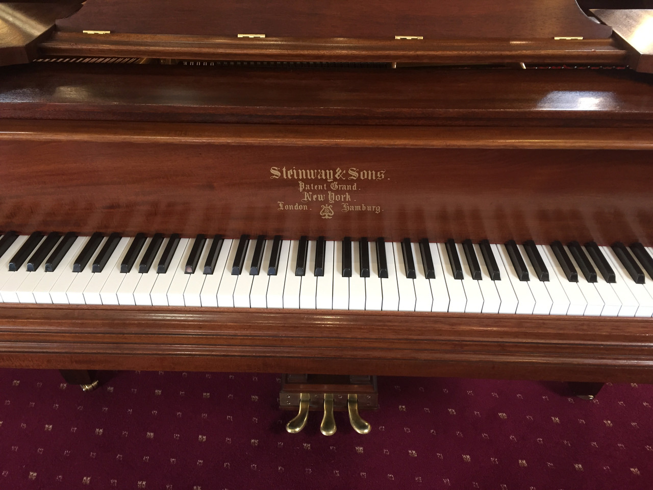 Steinway & Sons Model A