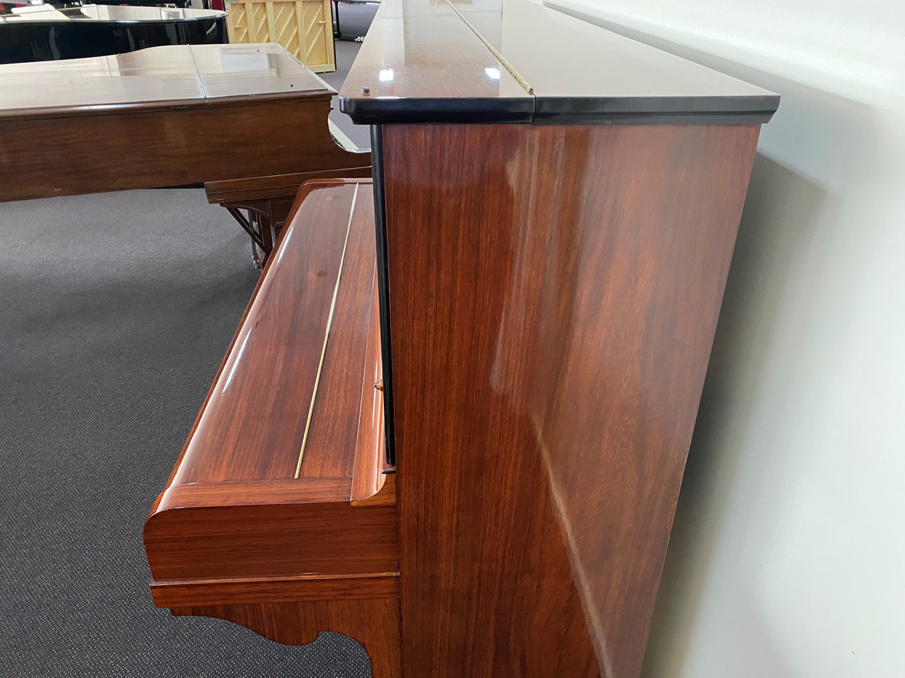 Steinway & Sons Serial No. 114542