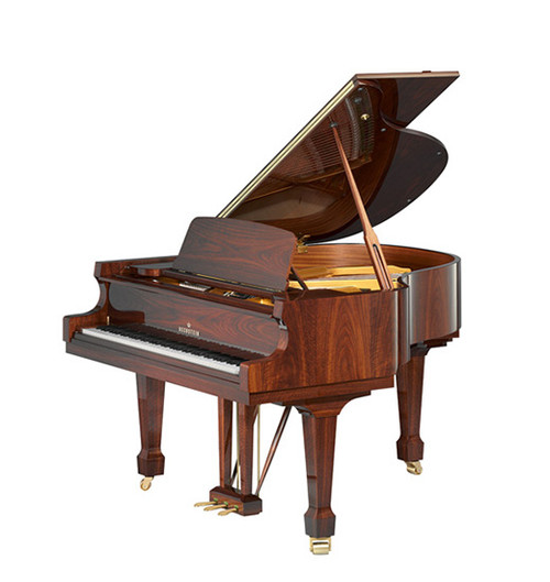 Bechstein B160 in optional walnut, price on application.