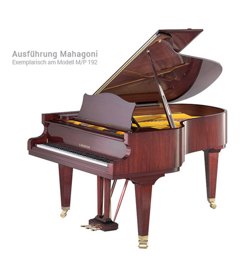 Bechstein B175 in Mahogany finish