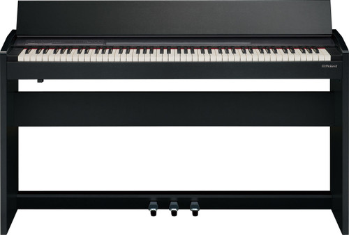 Roland F140 CB Black Digital Piano