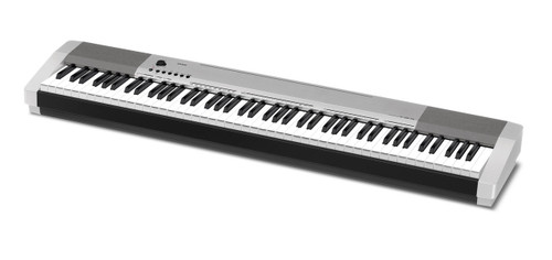 Casio CDP130 in Silver finish