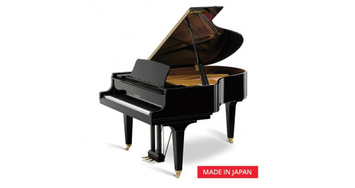 Kawai GL40 Ebony Polish Salon Grand Piano