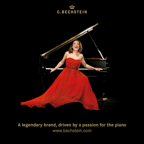 A legendary brand, driven by passion! C.Bechstein made in Germany.