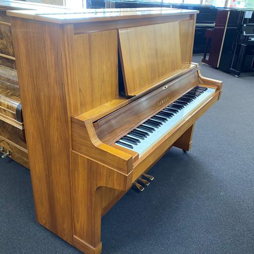 Yamaha W professional piano.