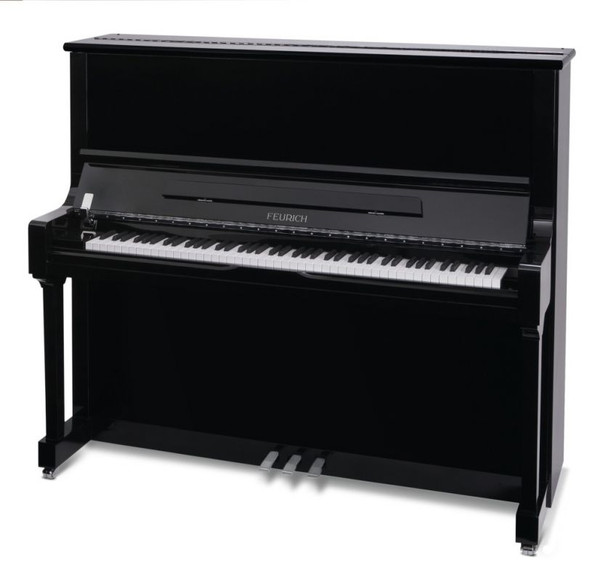 Feurich 133 CM Concert Upright Piano