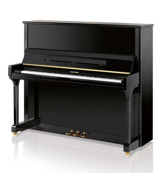W.Hoffmann V-131 Professional Piano , Made by C.Bechstein Europe.
