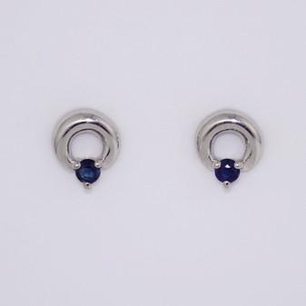 Sapphire Earrings ER10812