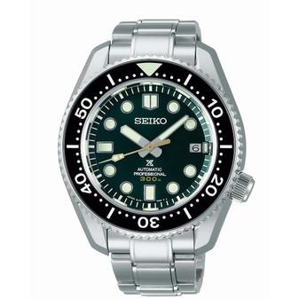 "Seiko Prospex ""Island Green"" Limited Edition Marine Master 300M SLA047J1"
