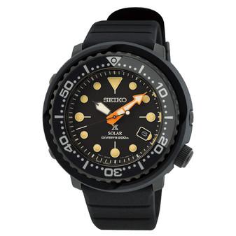 Seiko Prospex 'Black Series Tuna' Limited Edition SNE577P1