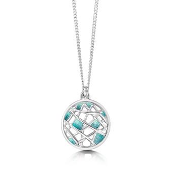 Sheila Fleet Creel necklace EP0211
