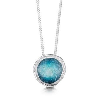 Sheila Fleet Lunar necklace - Lichen