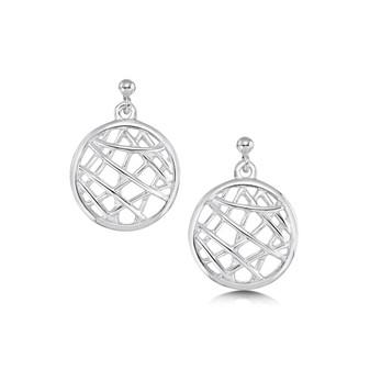 Sheila Fleet Creel Earrings
