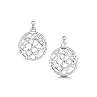 Sheila Fleet Creel Earrings
