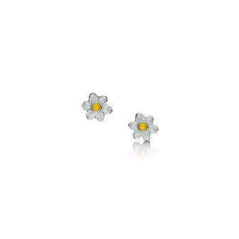 Sheila Fleet Daisies At Dawn studs