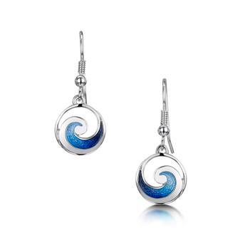 Sheila Fleet Pentland earrings