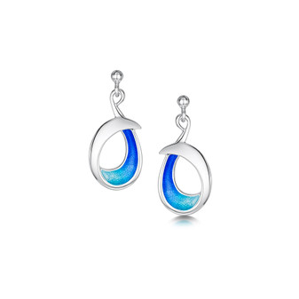 Sheila Fleet Sea & Surf earrings