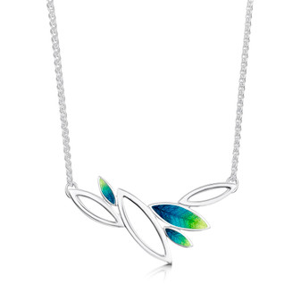 Sheila Fleet Seasons necklace EN263 Spring