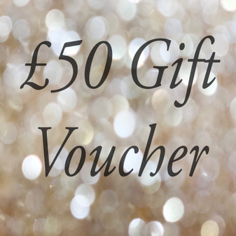 £50 T Paterson Gift Voucher