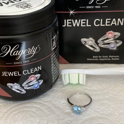 Cleaning Your Jewellery