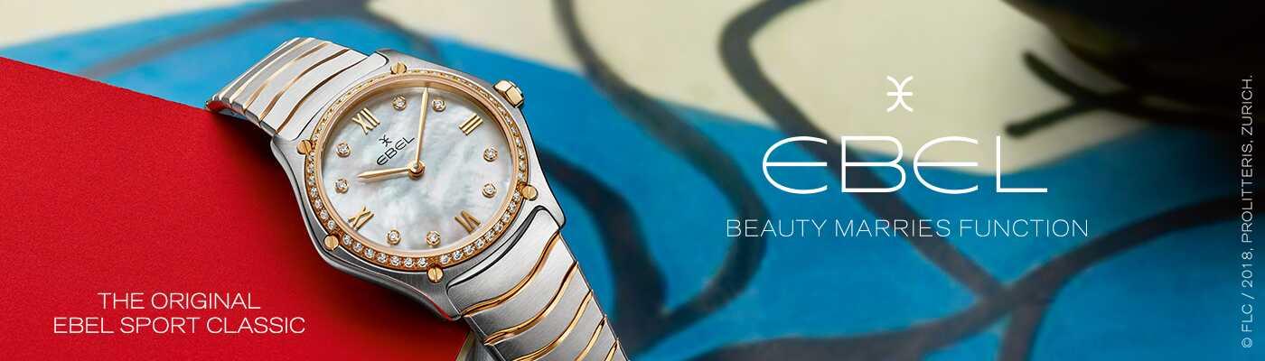 Ebel Watches