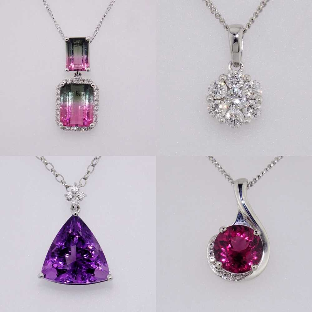 View our range of necklaces
