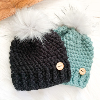 Classic Hat | Newborn to Adult | Made to Order