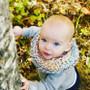 Cowl Scarf  | Baby to Adult | Made to Order