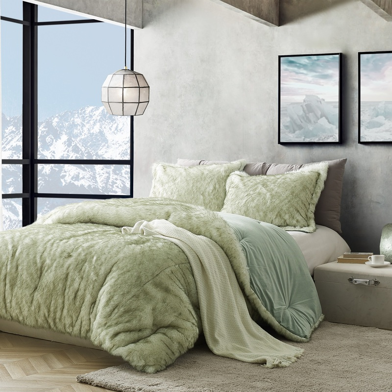 Coma Inducer Arctic Moss Oversized Comforter Set